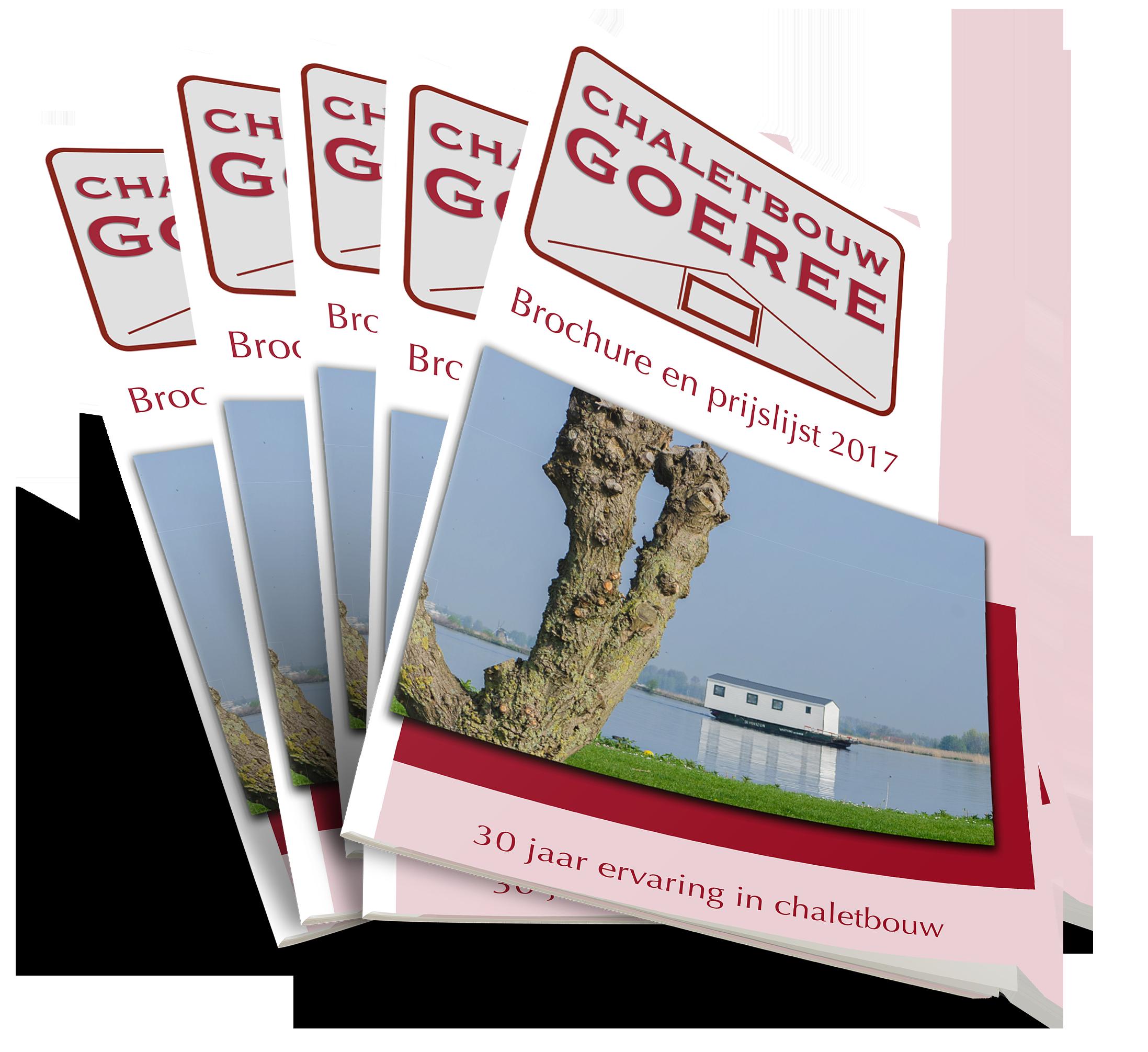 brochure Chaletbouw Goeree