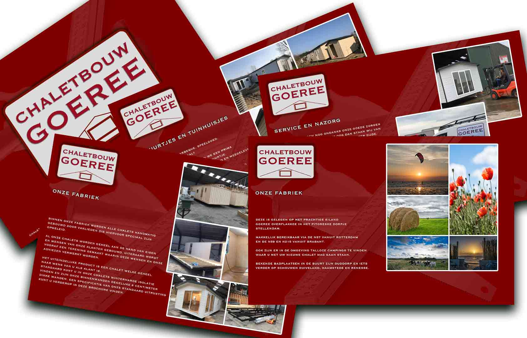 brochure Chaletbouw Goeree