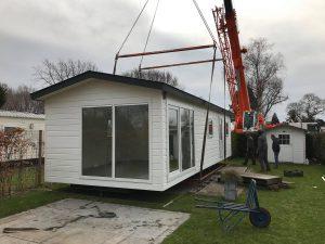 Chaletbouw Zuid Holland